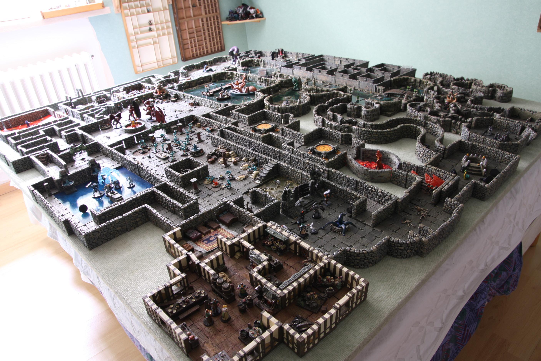3d Terrain Molds